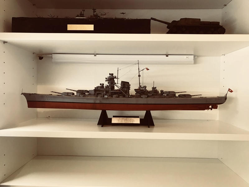 Bismarck 1/350 tamiya 5ed29a10