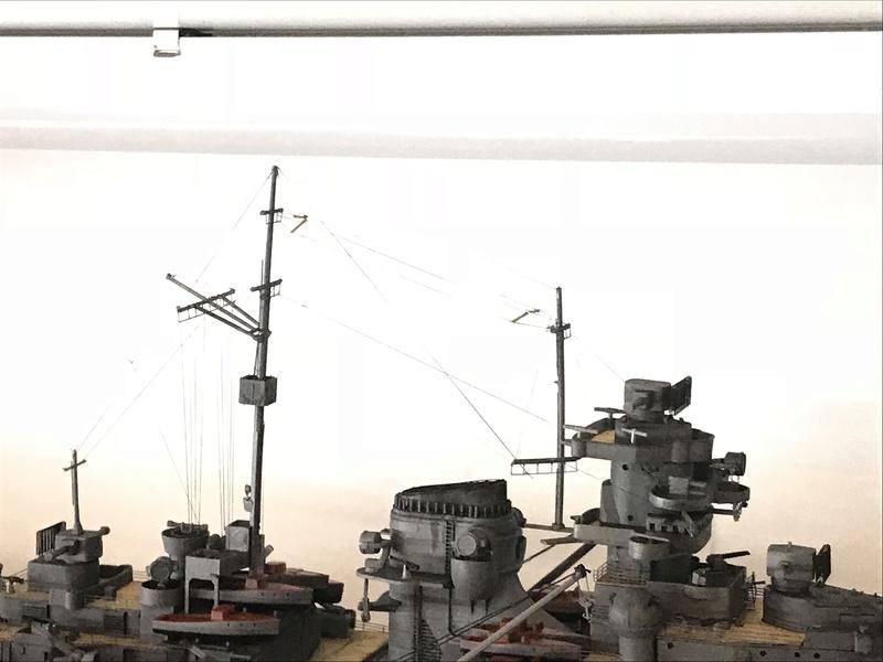 Bismarck 1/350 tamiya 5ffda410
