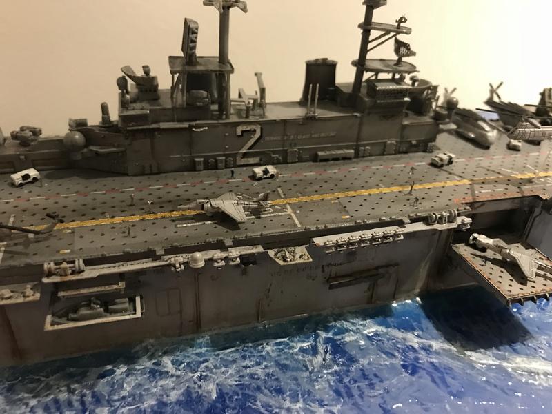 USS Essex Hobby boss 1/700 6a6f8710