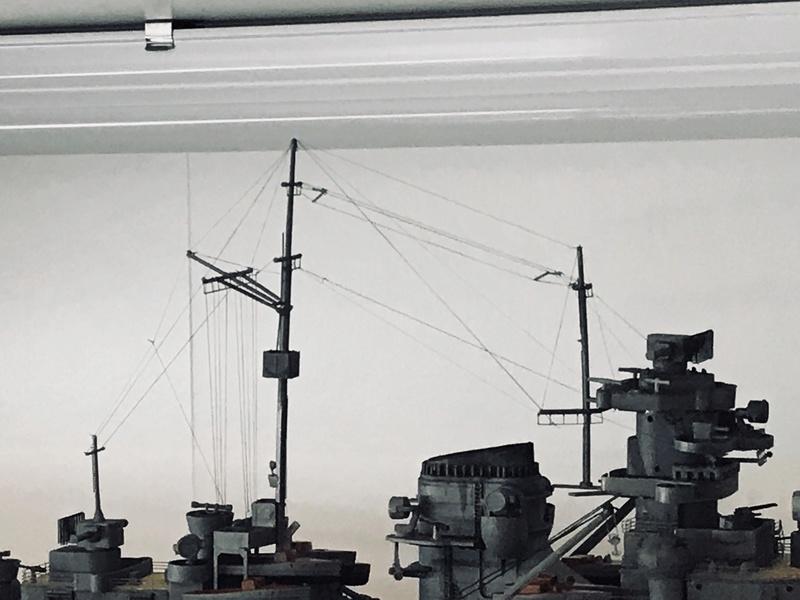 Bismarck 1/350 tamiya A2054410