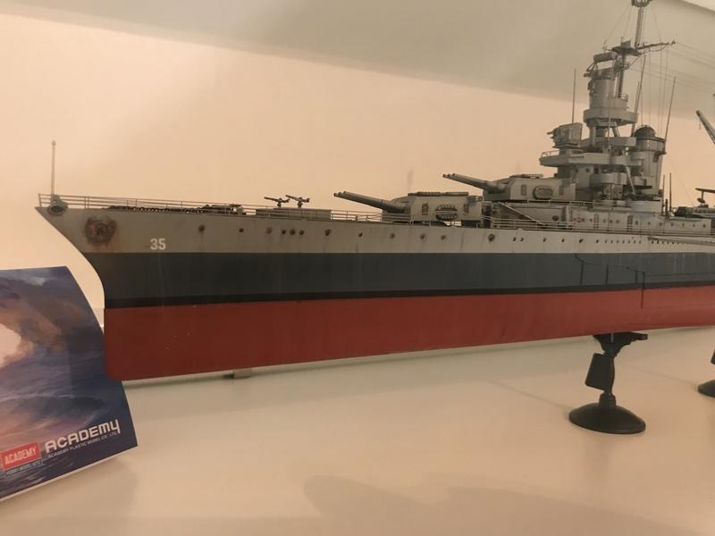 USS Indianapolis academy premium édition 1/350 Termine le29 /03/18 - Page 5 Ab542e10