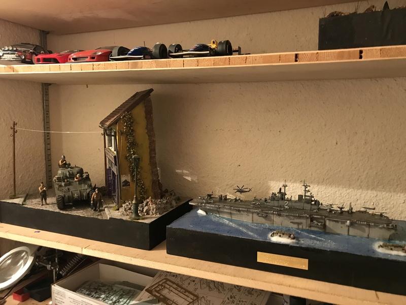 USS Essex Hobby boss 1/700 Ab90e710