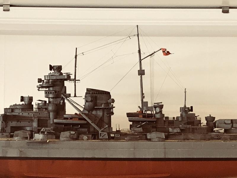 Bismarck 1/350 tamiya Abcfa510