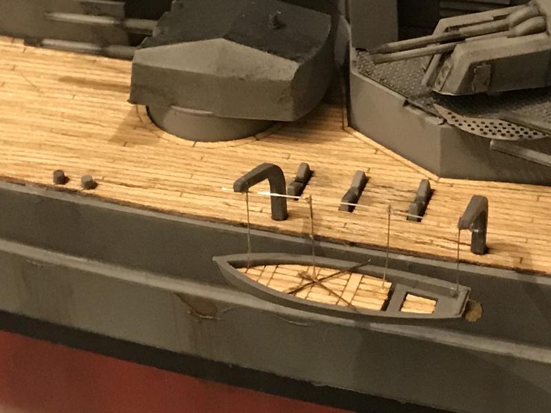 Bismarck 1/350 tamiya UP le 30/01/2018 montage terminé  - Page 2 C4589c10