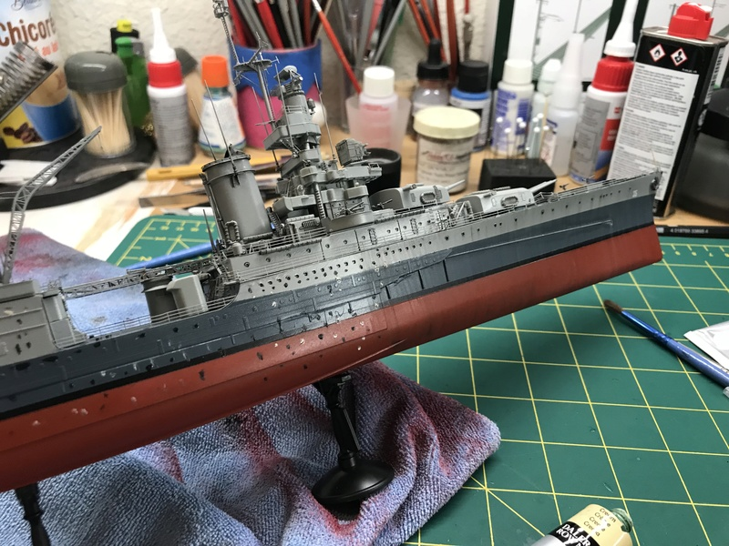 USS Indianapolis academy premium édition 1/350 Termine le29 /03/18 - Page 5 Cb2bbe10