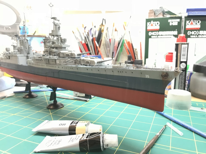 USS Indianapolis academy premium édition 1/350 Termine le29 /03/18 - Page 5 Dd2adf10