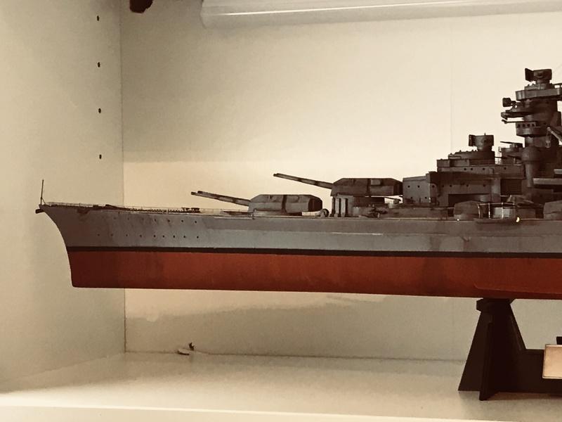 Bismarck 1/350 tamiya Eb9ce510