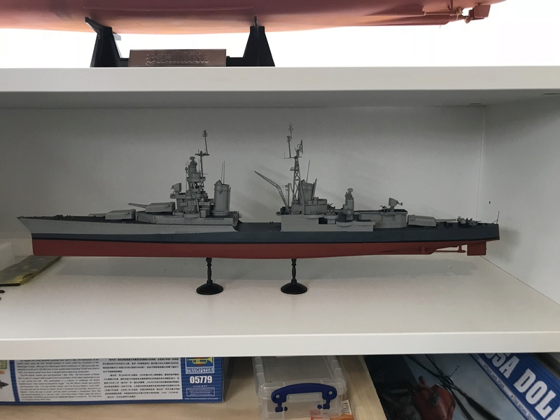USS Indianapolis academy premium édition 1/350 Termine le29 /03/18 - Page 3 Ff213210