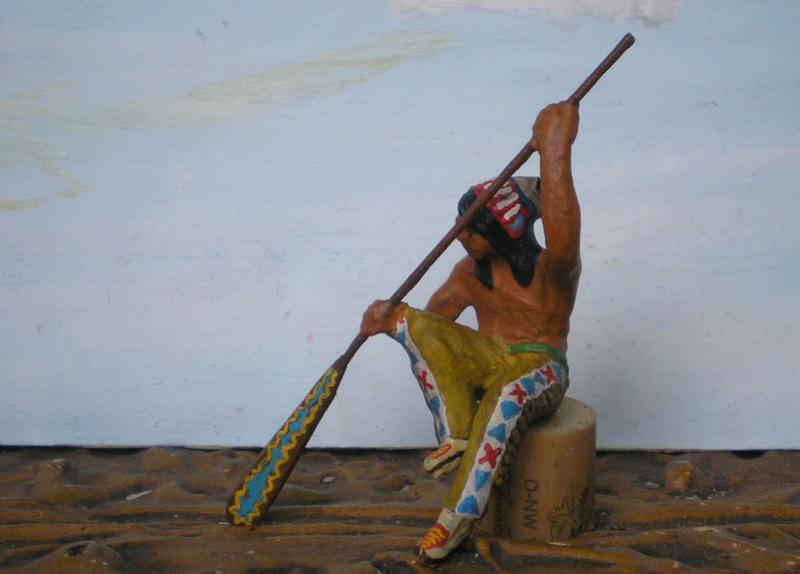 Bemalungen, Umbauten, Modellierungen – neue Indianer für meine Dioramen - Seite 14 015g2b10