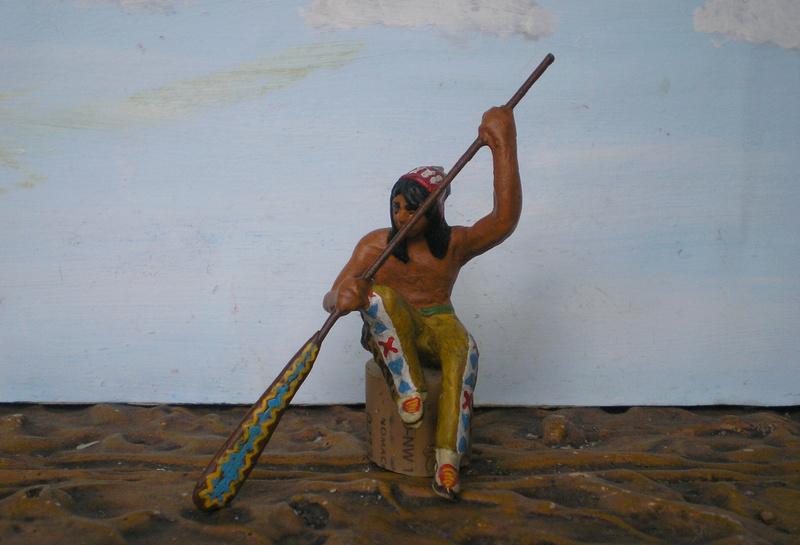 Bemalungen, Umbauten, Modellierungen – neue Indianer für meine Dioramen - Seite 14 015g2c10