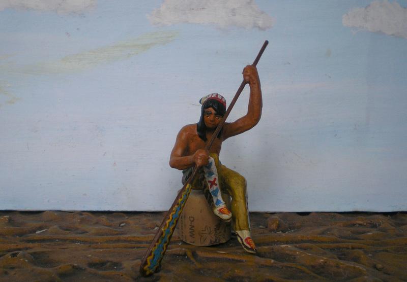 Bemalungen, Umbauten, Modellierungen – neue Indianer für meine Dioramen - Seite 14 015g2d10