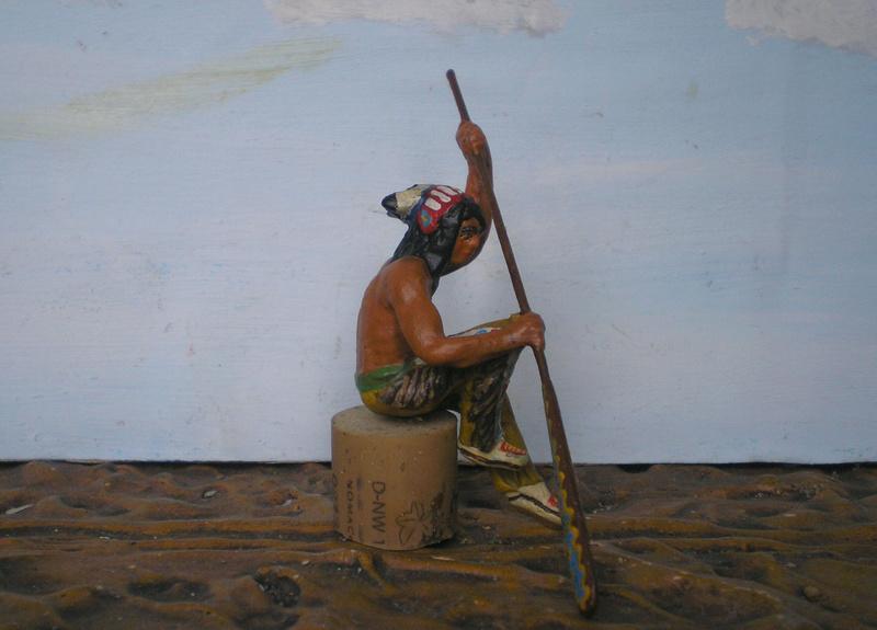 Bemalungen, Umbauten, Modellierungen – neue Indianer für meine Dioramen - Seite 14 015g2e10