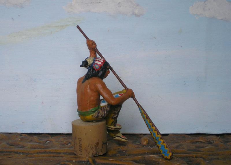 Bemalungen, Umbauten, Modellierungen – neue Indianer für meine Dioramen - Seite 14 015g2f10