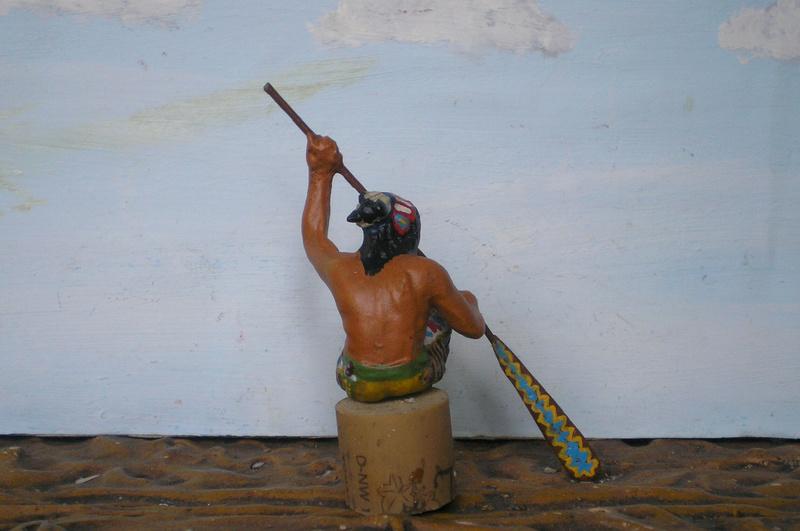 Bemalungen, Umbauten, Modellierungen – neue Indianer für meine Dioramen - Seite 14 015g2g10