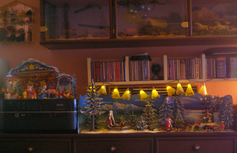 Weihnachtswelt mit PLAYMOBIL-Figuren und -Zubehör - Seite 2 20171210
