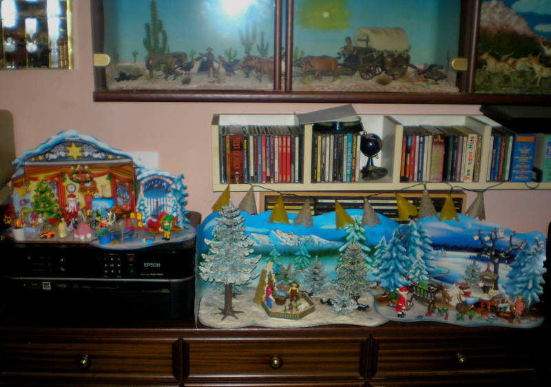Weihnachtswelt mit PLAYMOBIL-Figuren und -Zubehör - Seite 2 20171213