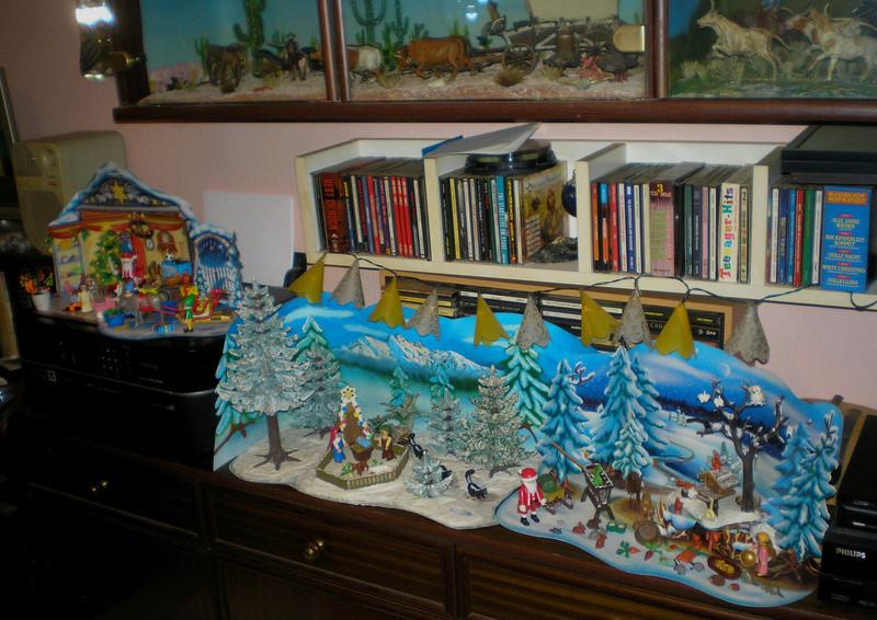 Weihnachtswelt mit PLAYMOBIL-Figuren und -Zubehör - Seite 2 20171214