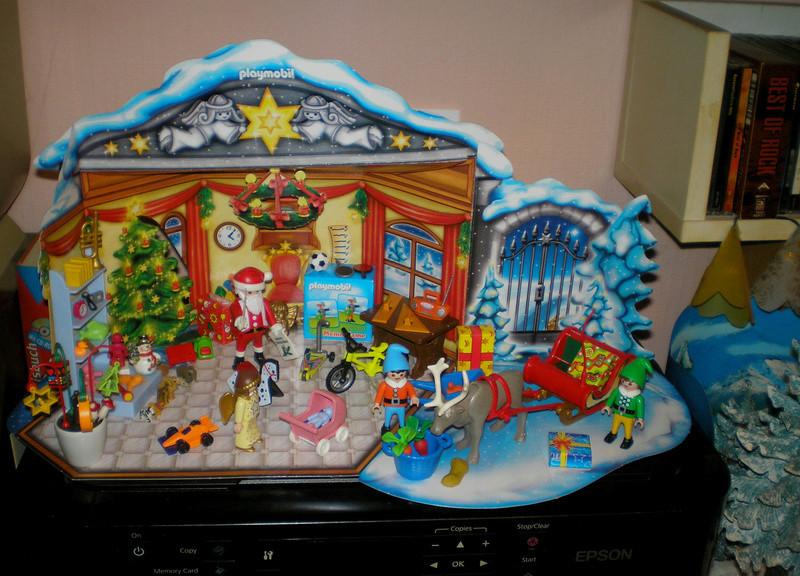 Weihnachtswelt mit PLAYMOBIL-Figuren und -Zubehör - Seite 2 20171216