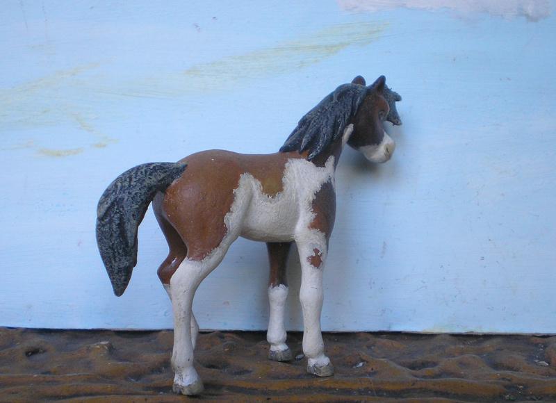 Bemalungen, Umbauten, Modellierungen - neue Tiere für meine Dioramen - Seite 7 244d1f10