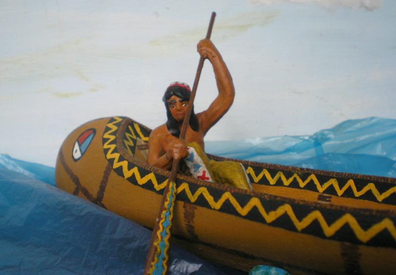 Bemalungen, Umbauten, Modellierungen – neue Indianer für meine Dioramen - Seite 14 289c7c10