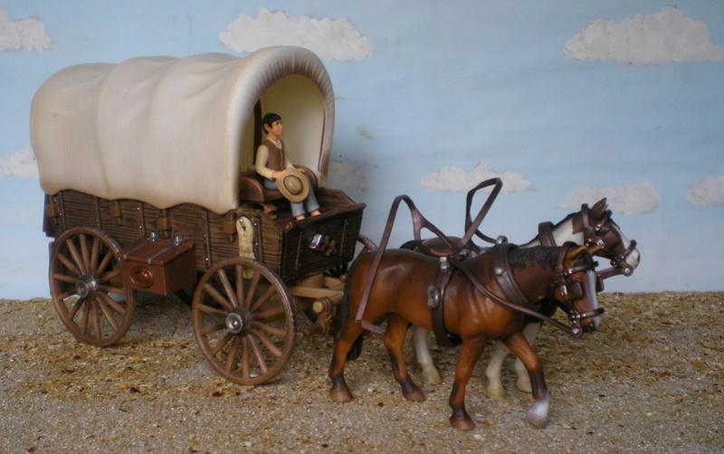 Bemalungen, Umbauten, Modellierungen - neue Cowboys für meine Dioramen - Seite 10 Schlei10