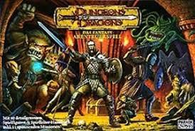 "Dungeon - 31/03/208 - Soirée ""Dungeon crawling"" au Bazingame Dd10"