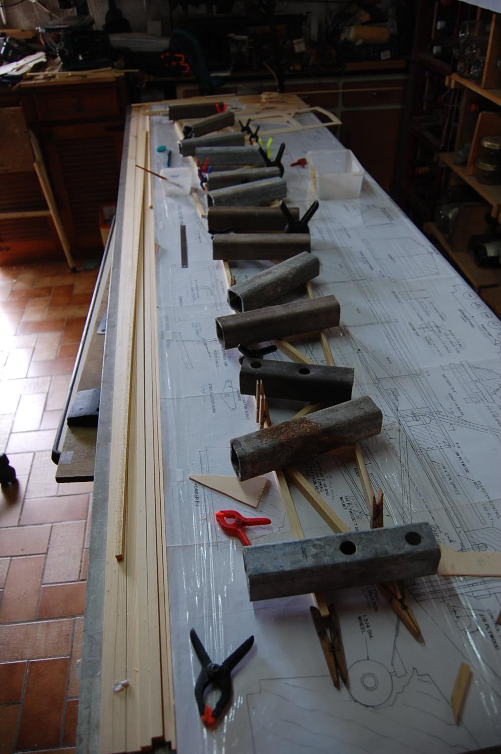 Construction d'un Piper J3 au 1/3 - Page 3 Dsc_0158