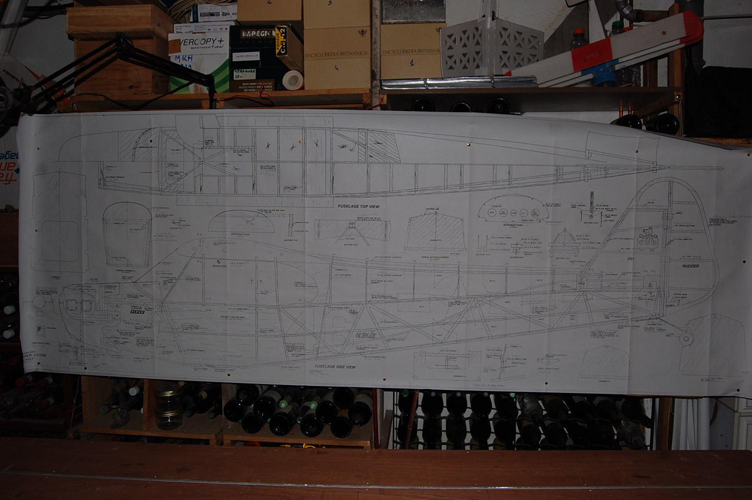 Construction d'un Piper J3 au 1/3 - Page 3 Dsc_0426