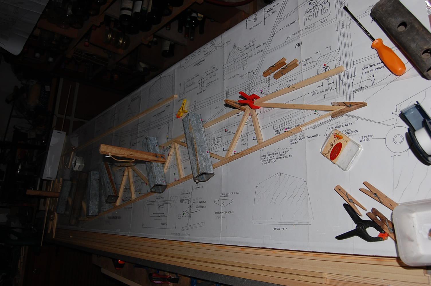 Construction d'un Piper J3 au 1/3 - Page 3 Dsc_0427