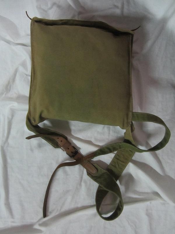 Musette porte grenades modèle 1916 en TTBE  MAR4 - ESC - A CLÔTURER MERCI Img_6338