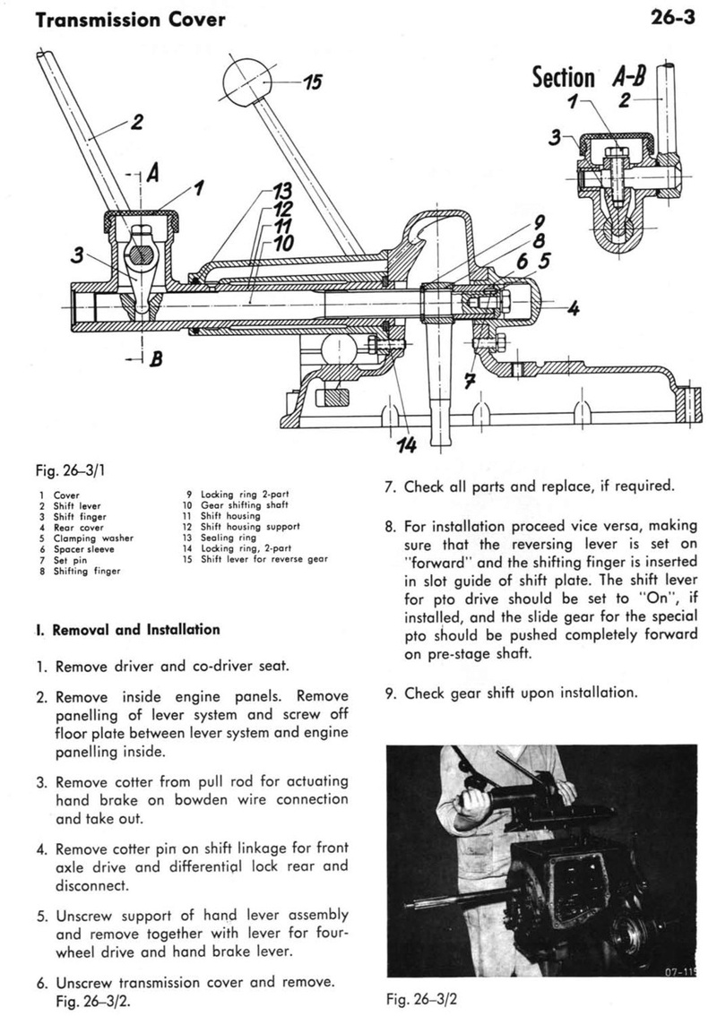 levier boite de vitesse Ars_te12