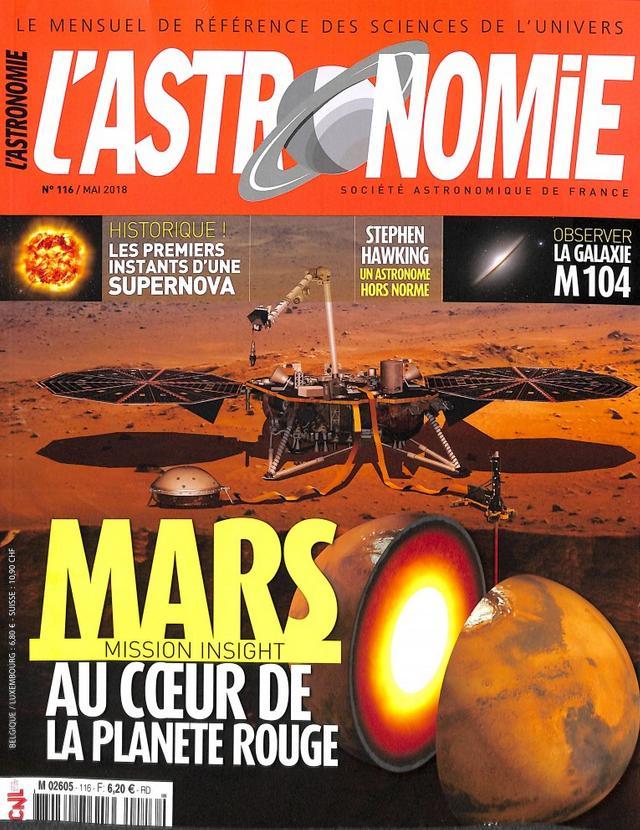 Le spatial dans la presse - Page 5 Astro10