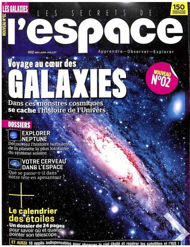 Le spatial dans la presse - Page 5 Espace10