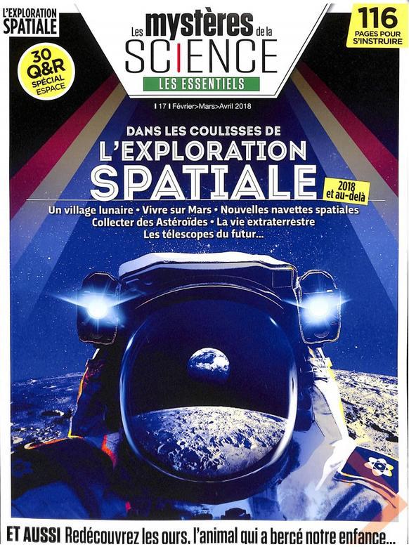 Le spatial dans la presse - Page 3 Explor10