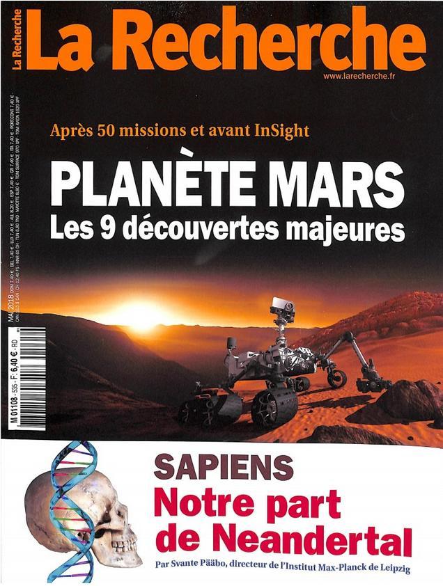 Le spatial dans la presse - Page 5 Recher10