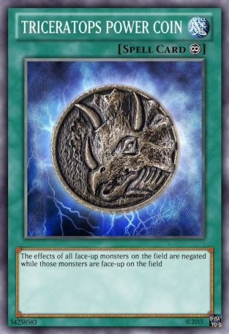 Η δική μου Mighty Morphin Power Rangers τράπουλα Tricer12
