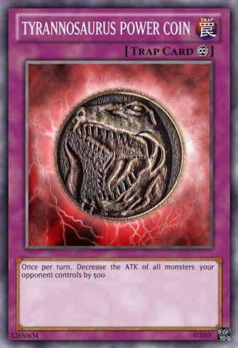 Η δική μου Mighty Morphin Power Rangers τράπουλα Tyrann11