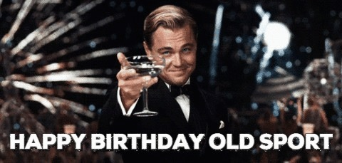 Happy birthday, Robbie!!  Giphy10