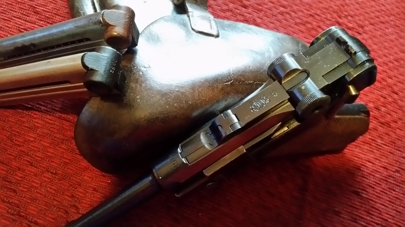 Luger P08 de 1918 20180116