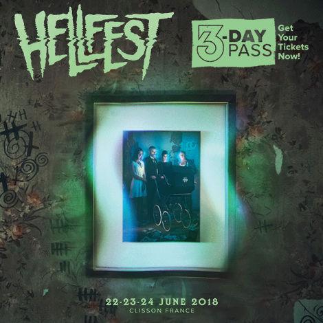 HELLFEST 2018 - 22/23/24 juin 22449810