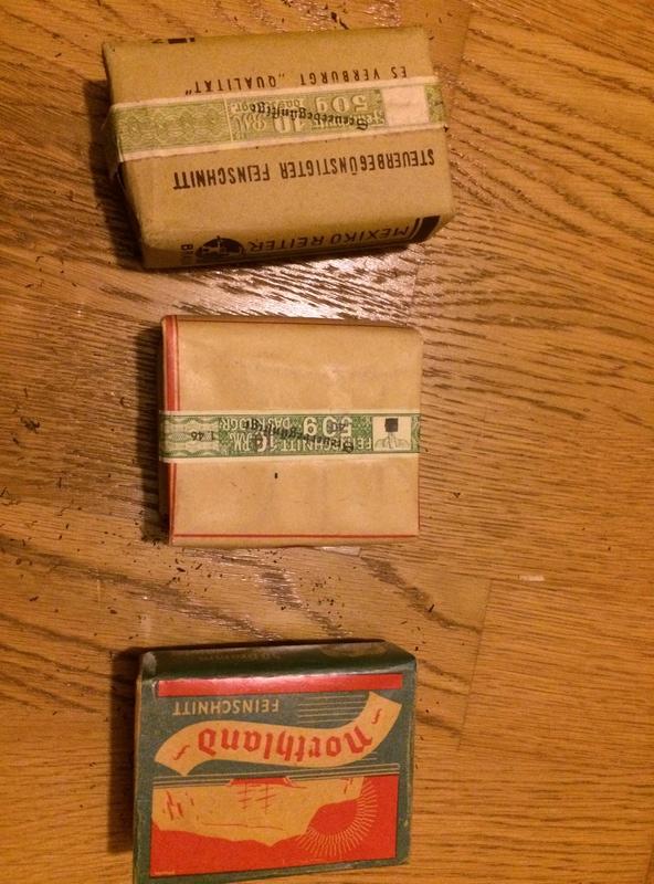 paquets de tabac et cigarettes allemand WW2 Photo_15