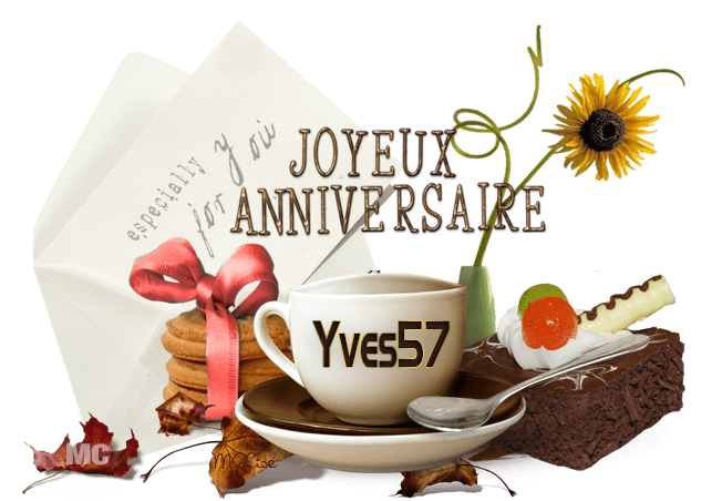 JOYEUX ANNIVERSAIRE YVES57   Annive12