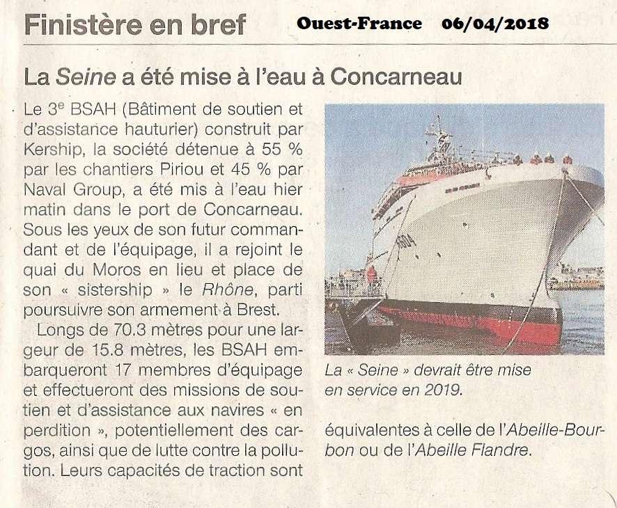 [Vie des ports] LE PORT DE CONCARNEAU - Volume 006 - Page 10 Numyri19