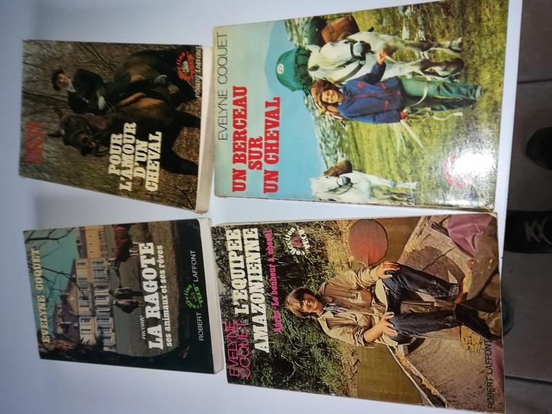 Collection de livres Evelyne Coquet (4) - A donner Img_2011