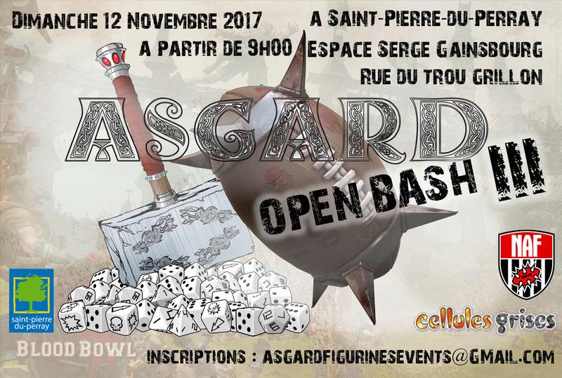 L'Open Bash #3 - Dim. 12/11/2017 - St-Pierre-du-Perray (91) Affich10