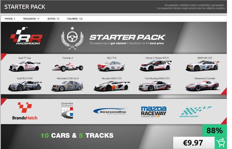 Cual va a ser el próximo campeonato SSR que empezará el 25 de Marzo alternando con project cars 2 Foto_p10