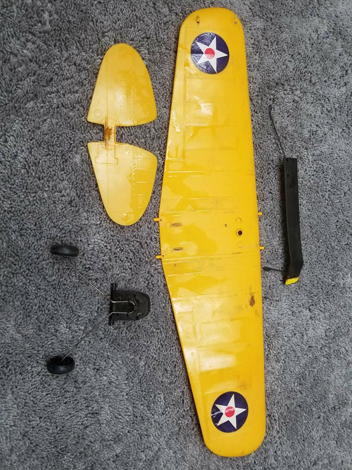 Cox PT Parts For Sale And a Helicopter Blade Cox_pa10