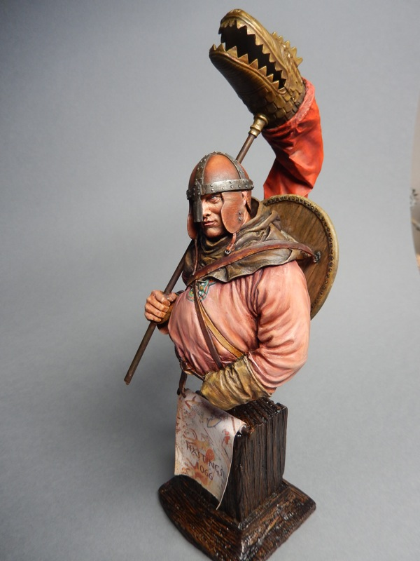 Normand à Hasting en 1066 Dscn5018