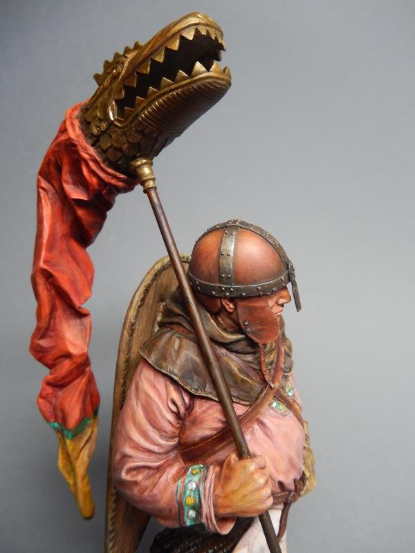 Normand à Hasting en 1066 Dscn5019