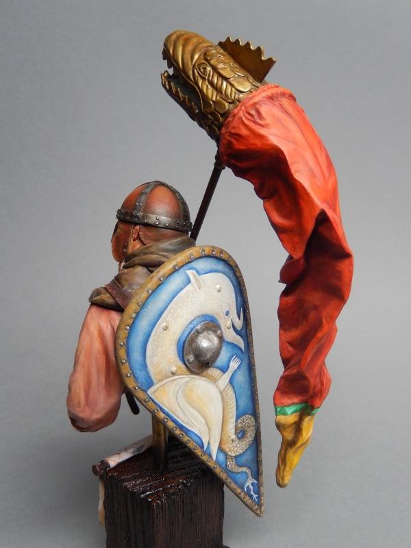 Normand à Hasting en 1066 Dscn5020